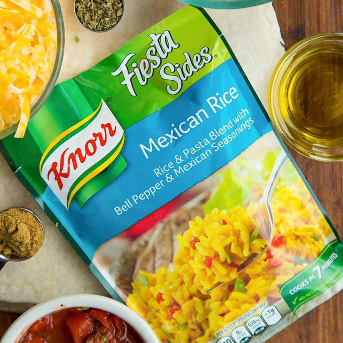 Knorr Fiesta Sides