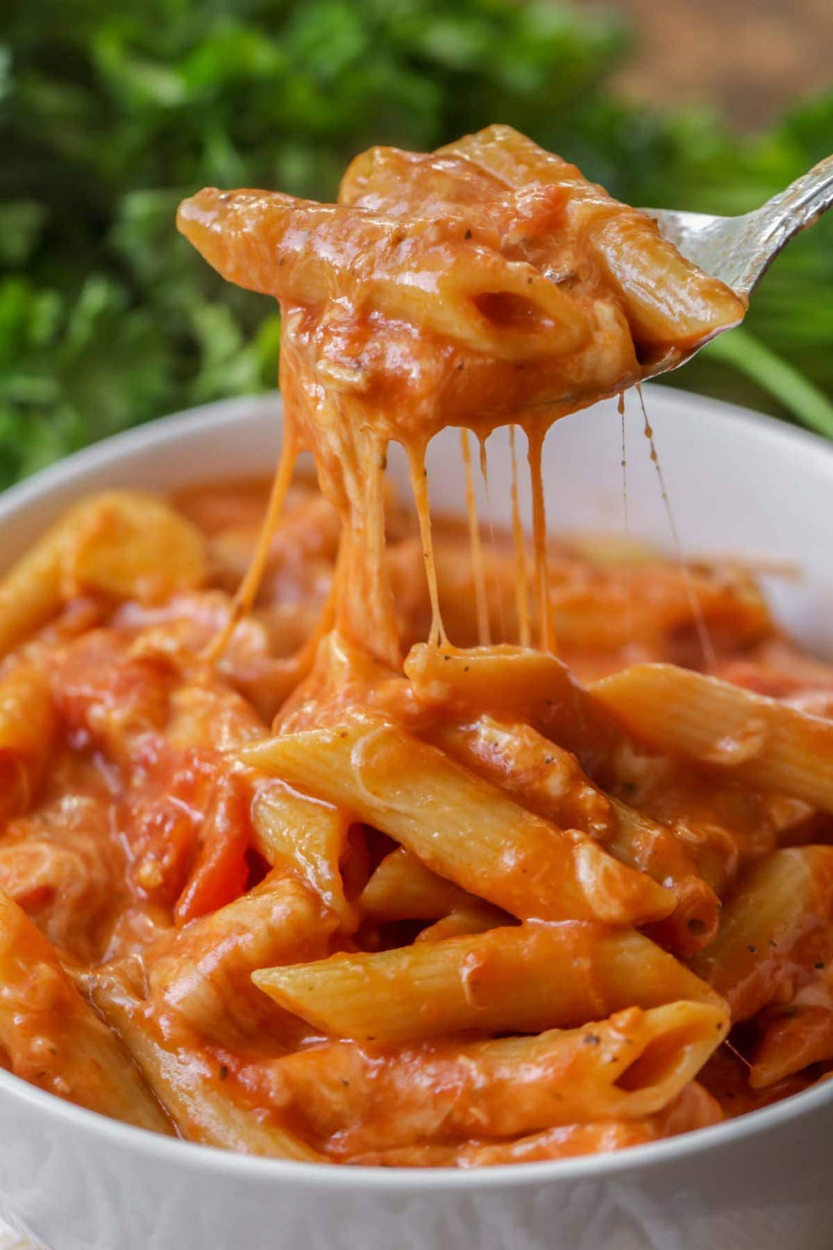 Chicken Parmesan Soup