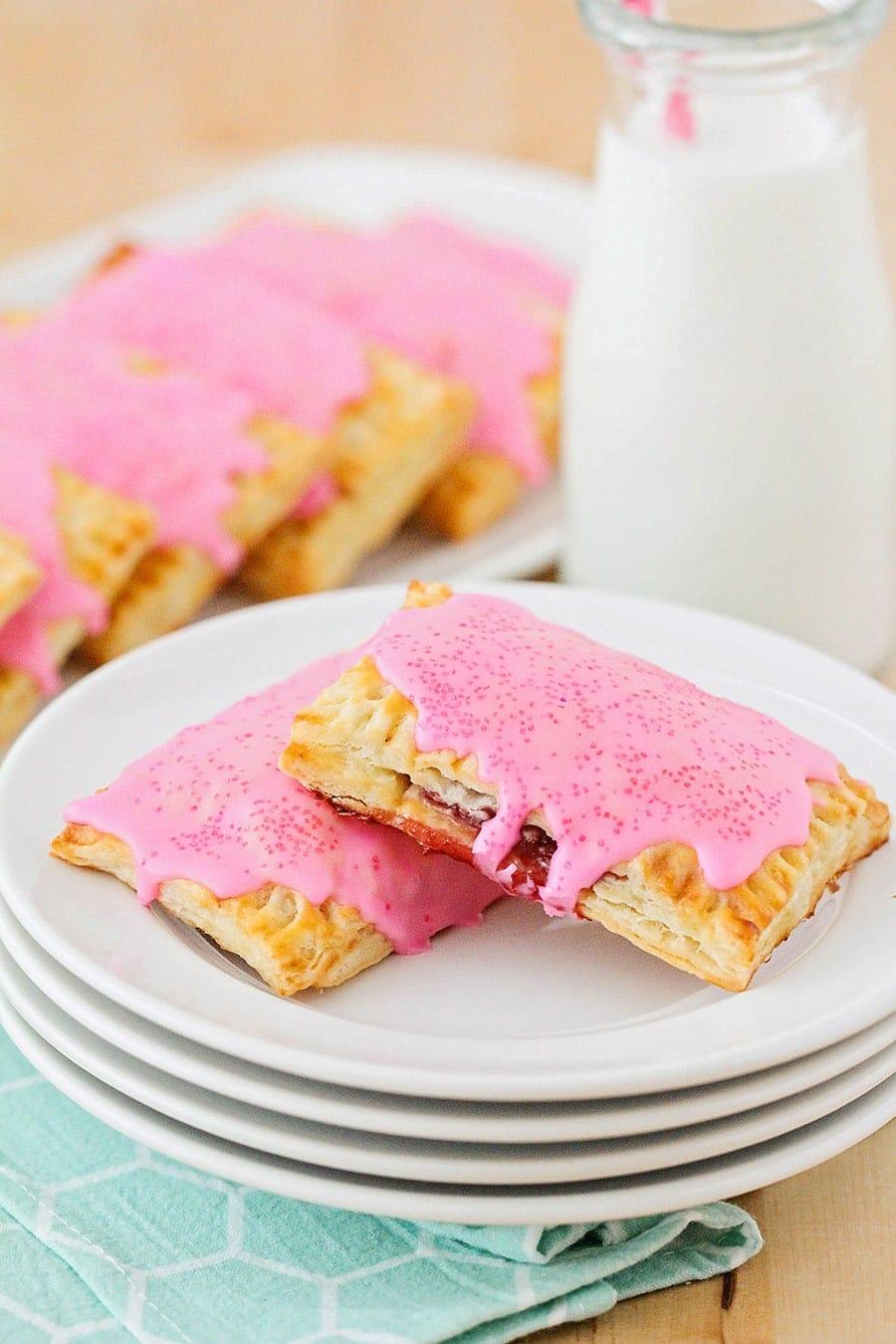 Homemade Pop Tarts Use Your Favorite Filling Lil Luna