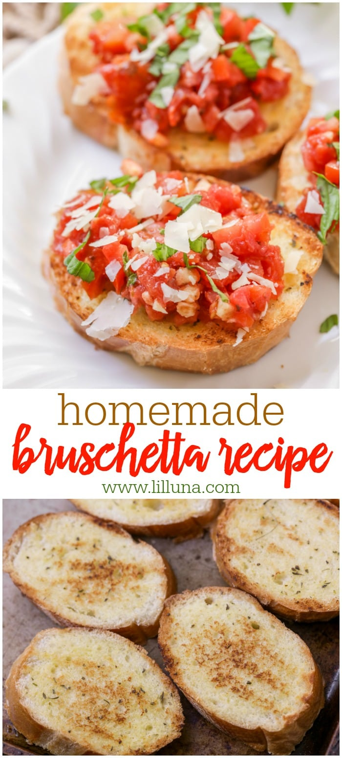 Best Bruschetta