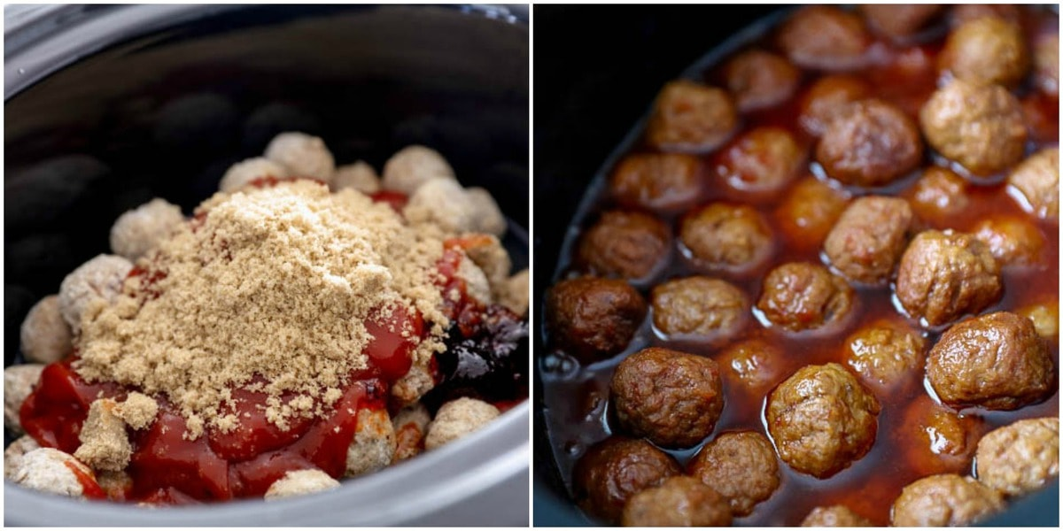 Slow Cooker Meatballs