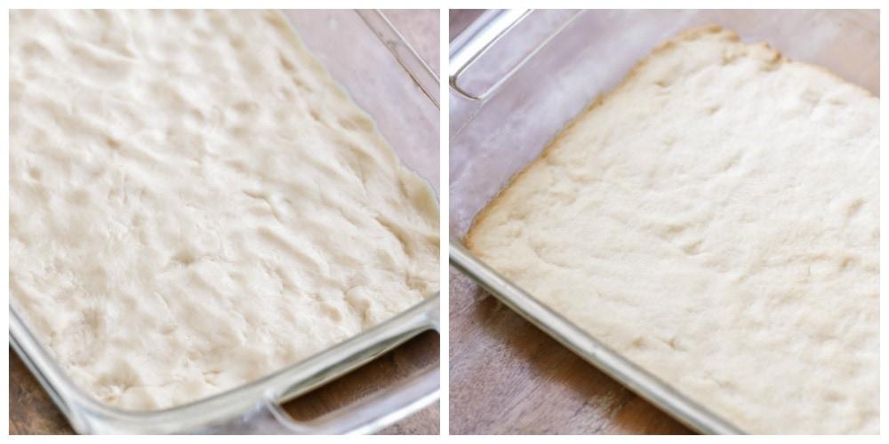 Lemon bar crust pics