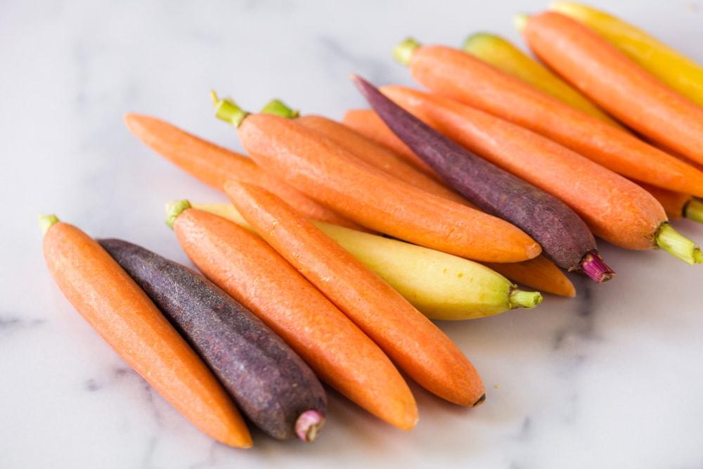 Gourmet carrots from Trader Joe's