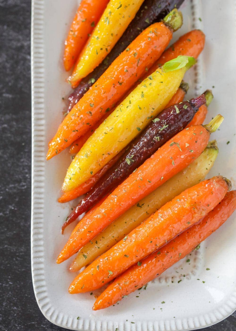 Honey Glazed Carrots Recipe