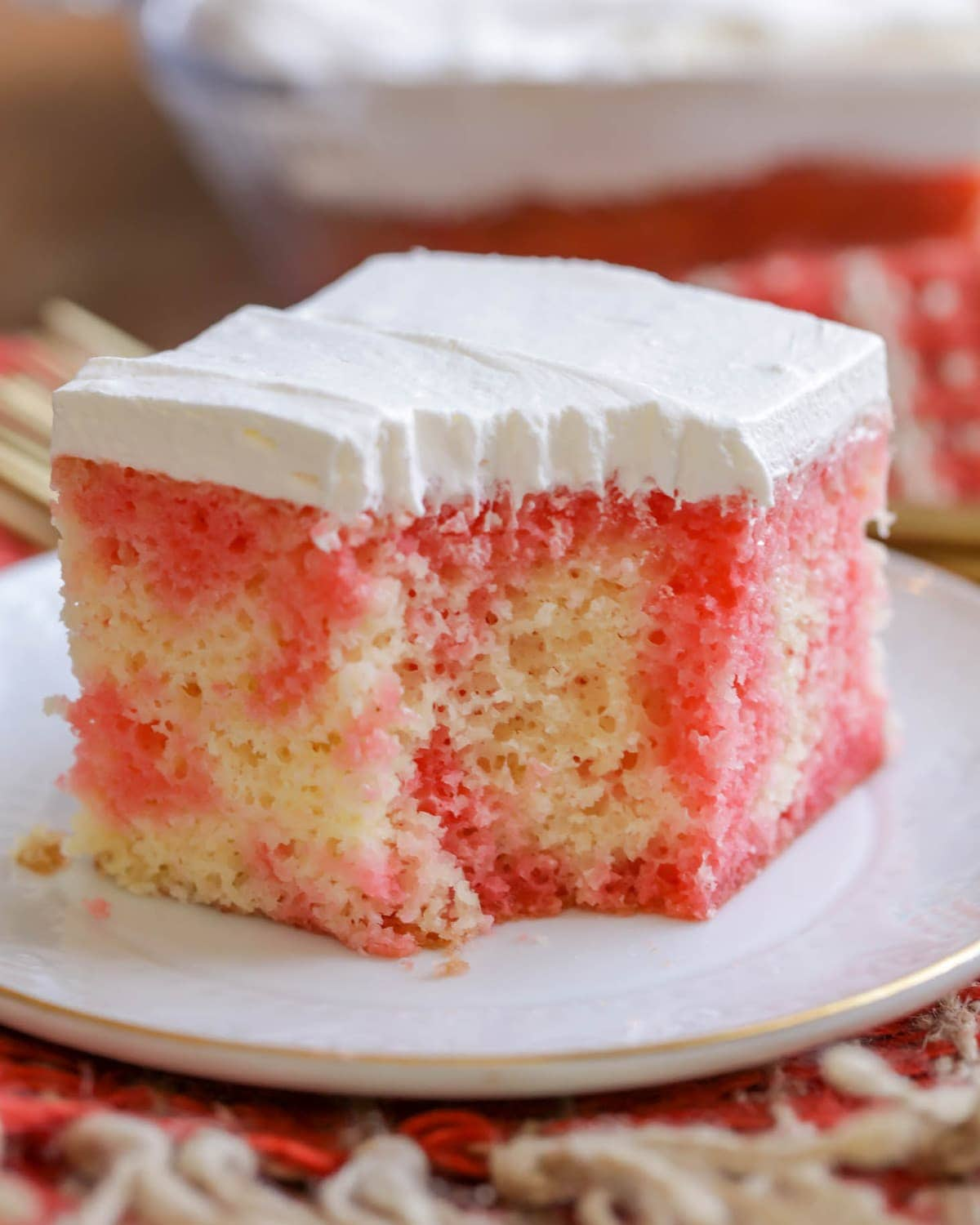 Jello Poke Cake Recipe