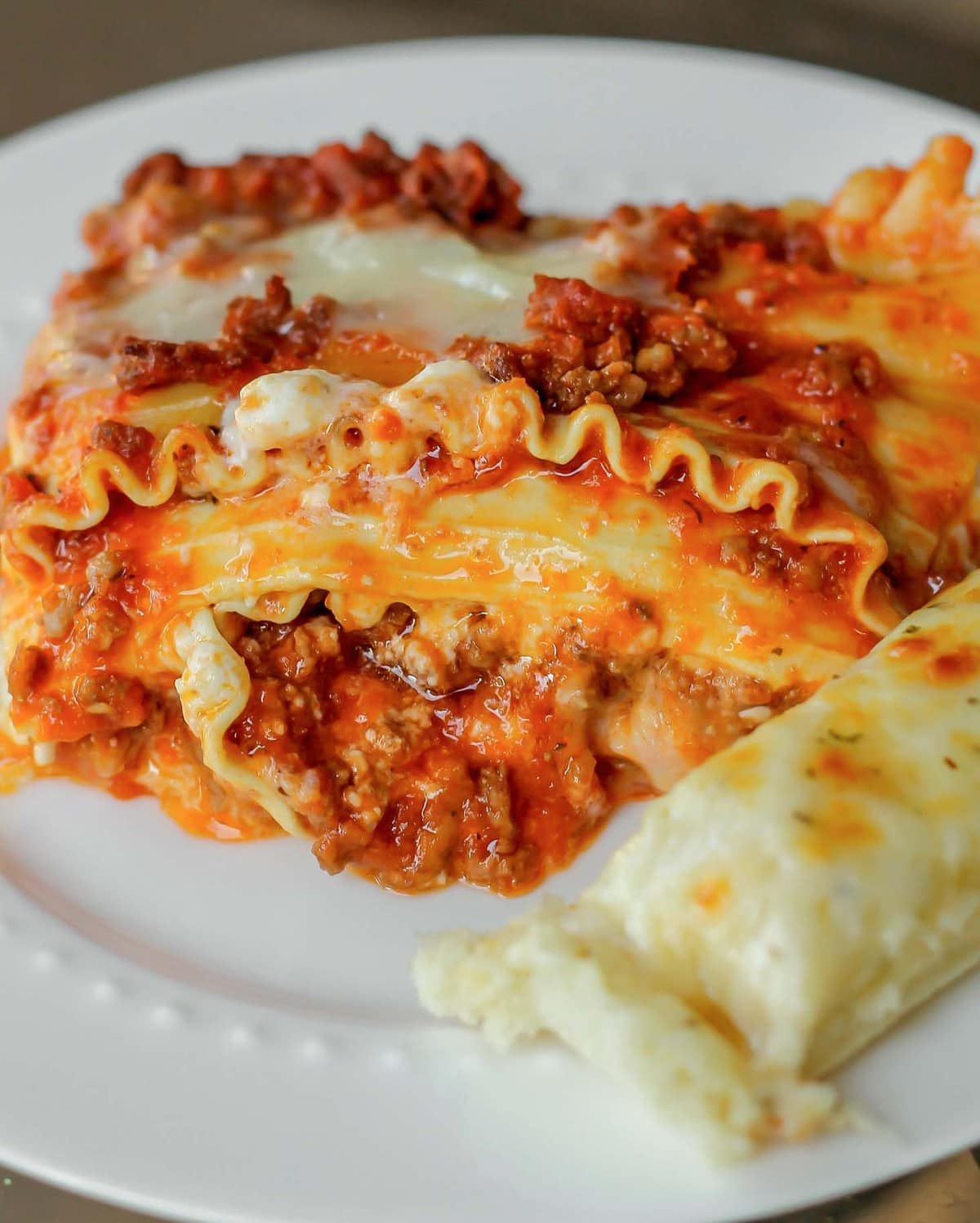Family-Favorite Lasagna Recipe (+VIDEO)