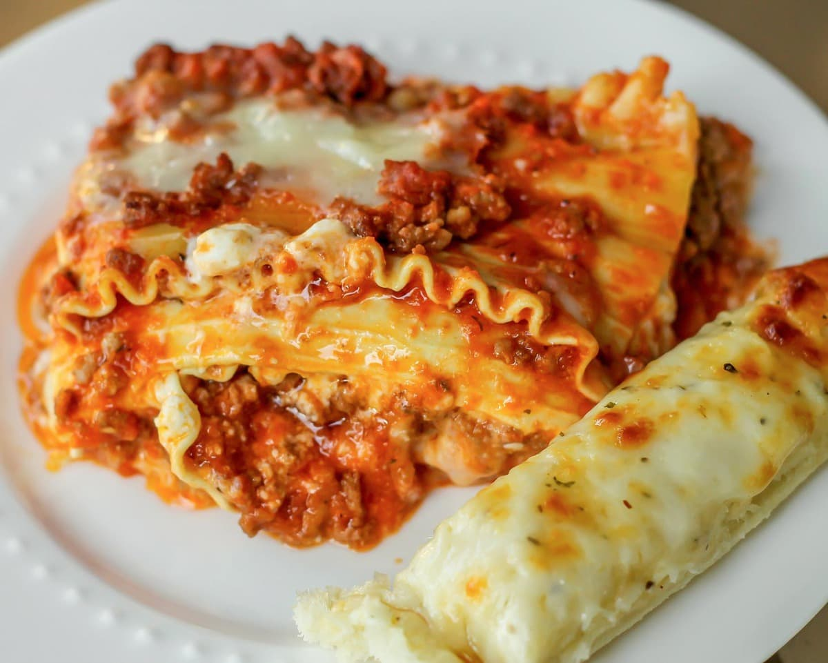 Family Favorite Lasagna Recipe Video Lil Luna