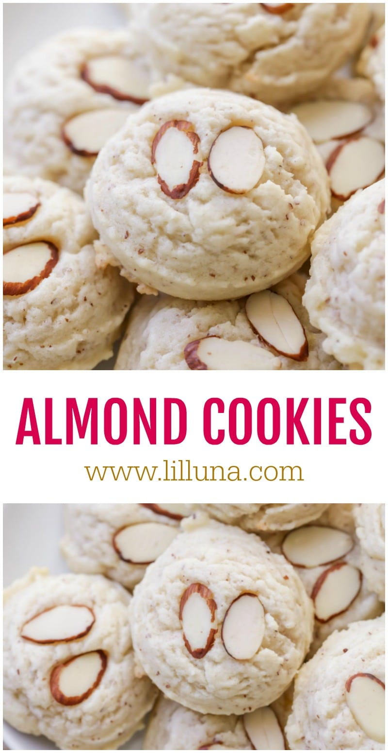 Best Almond Cookies recipe
