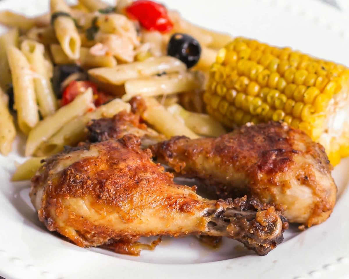 Chicken Drumsticks Oven