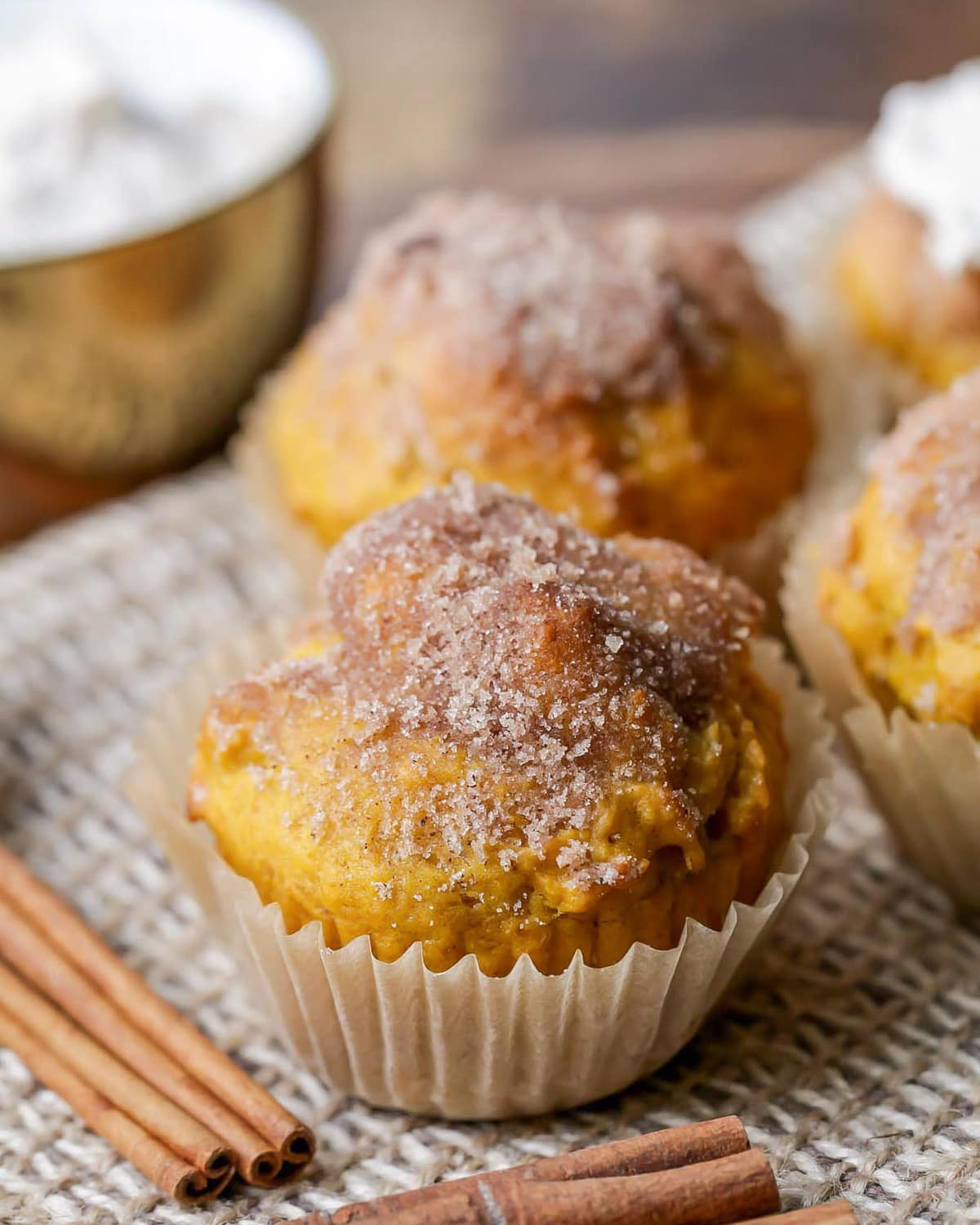 Easy Pumpkin Muffin Recipe