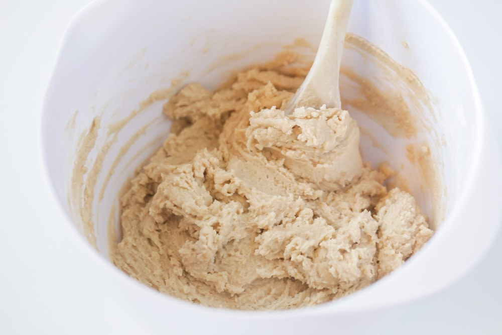 How to make eggless cookie dough