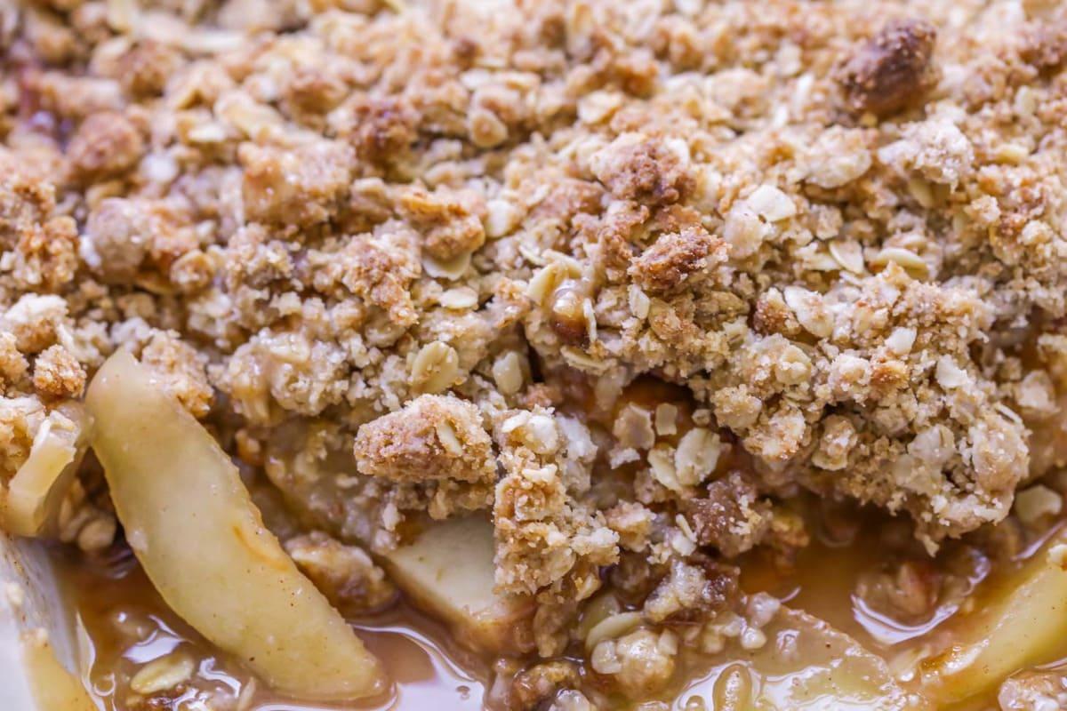 Apple Crisp Topping