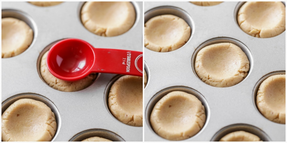 Reeses Cookies how to pics