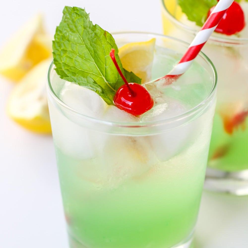 Mint Julep recipe (non-alcoholic)