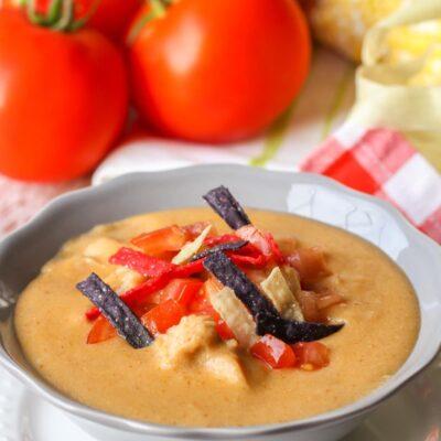 Chili S Chicken Enchilada Soup A Copycat Recipe Lil Luna