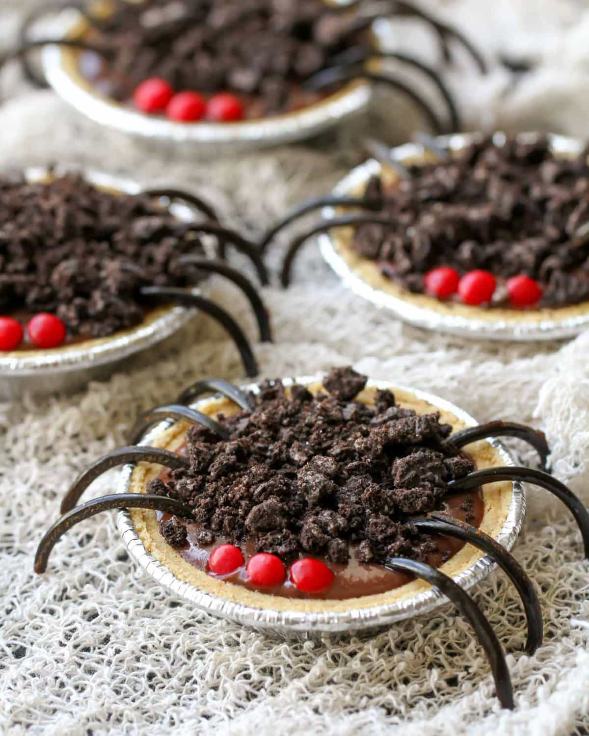 pics Small Chocolate Spiders