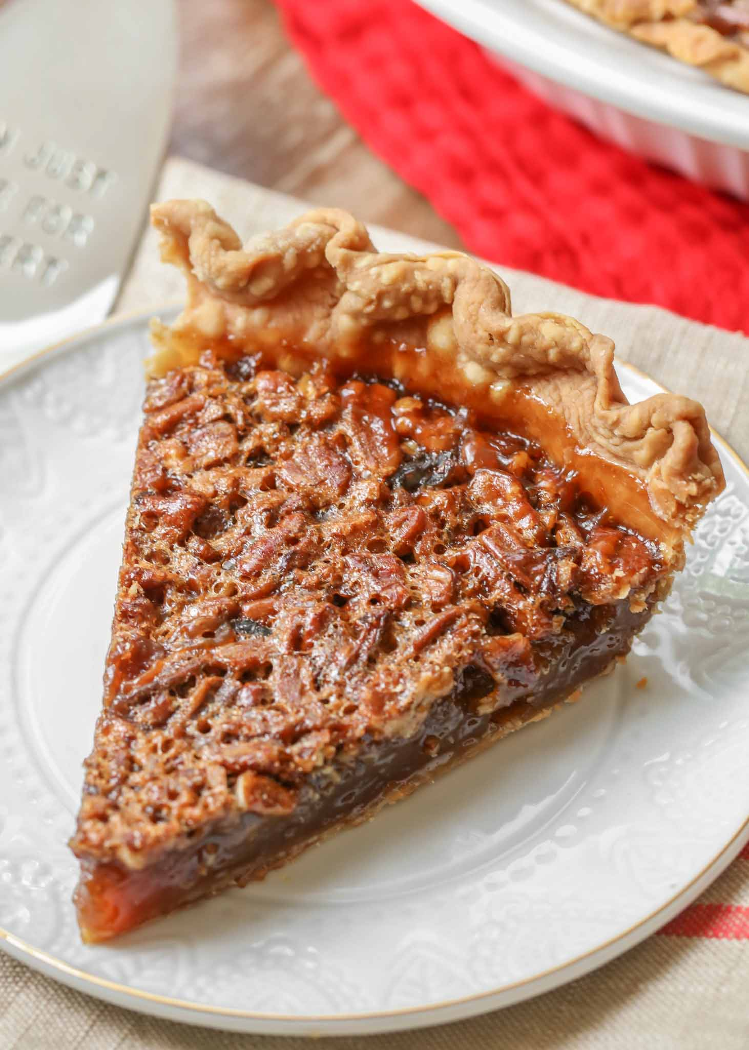 Pecan Pie Recipe Best Easiest 10 Minute Prep Time Lil Luna