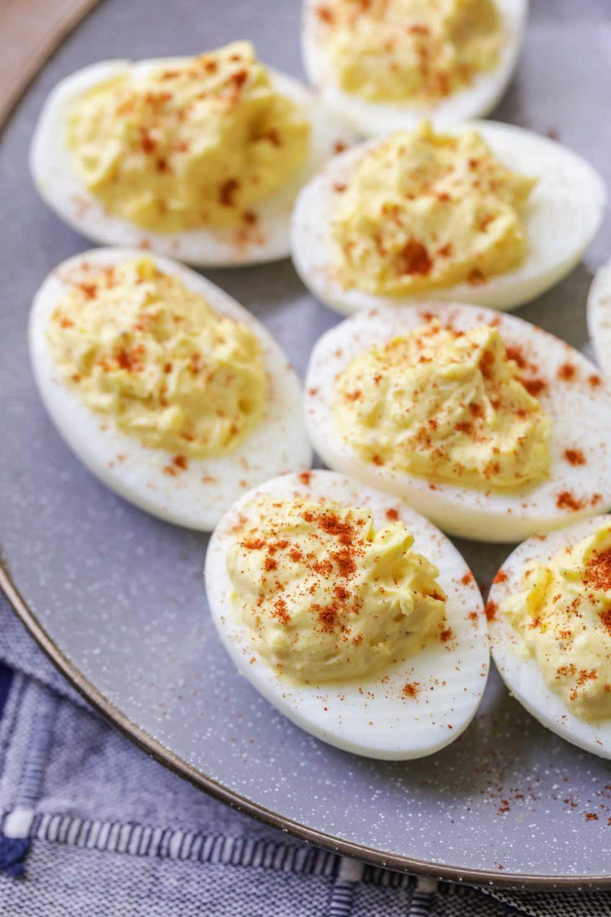 Best Deviled Eggs Recipe Video Instructions Lil Luna
