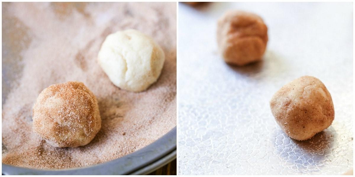 Best Snickerdoodle Cookie Recipe Video Lil Luna