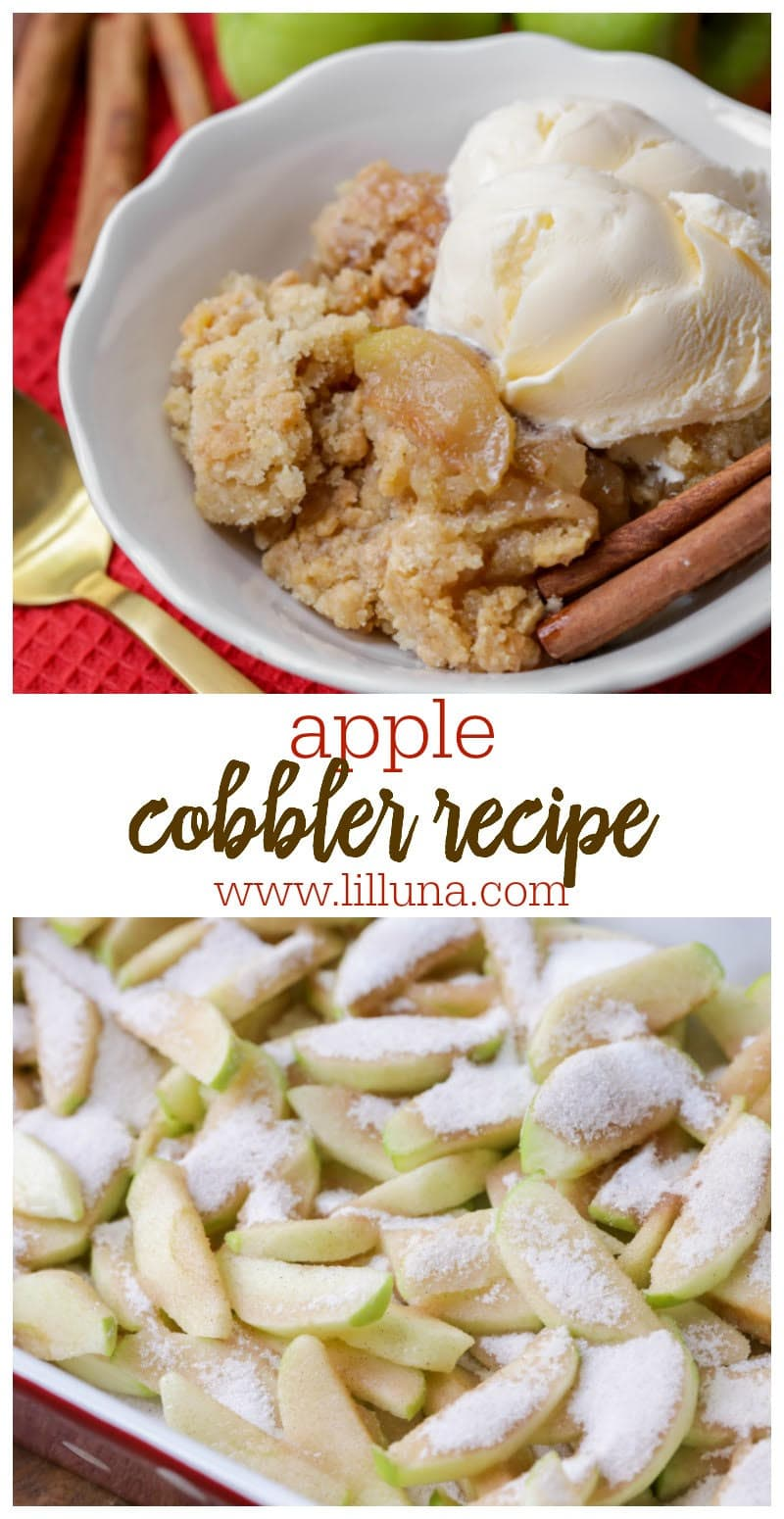 Best Apple Cobbler Recipe