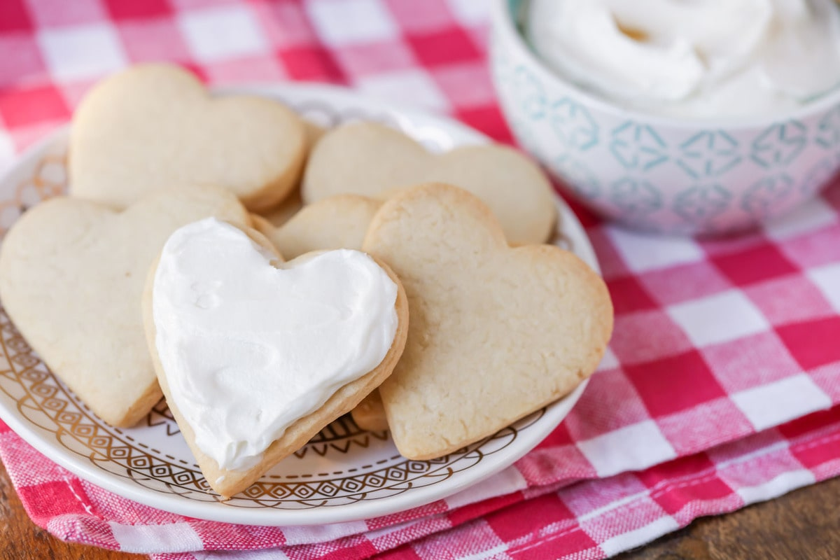 Butter Sugar Cookies