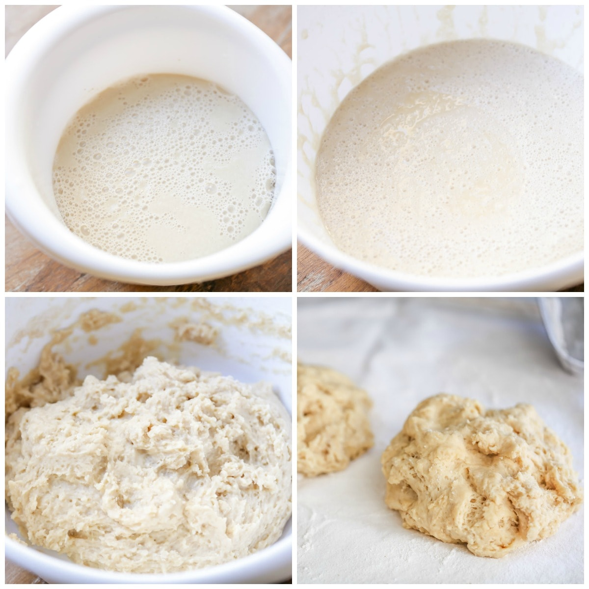 Yeast Roll Recipe