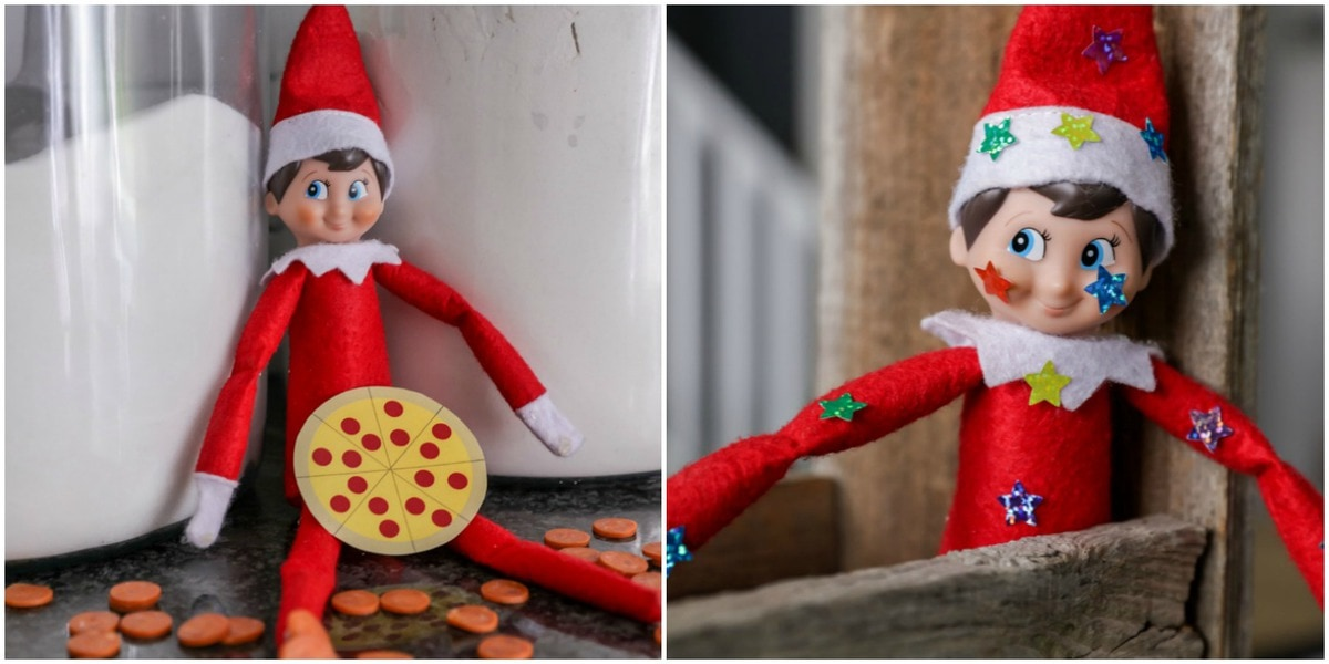 Elf on the Shelf Notes