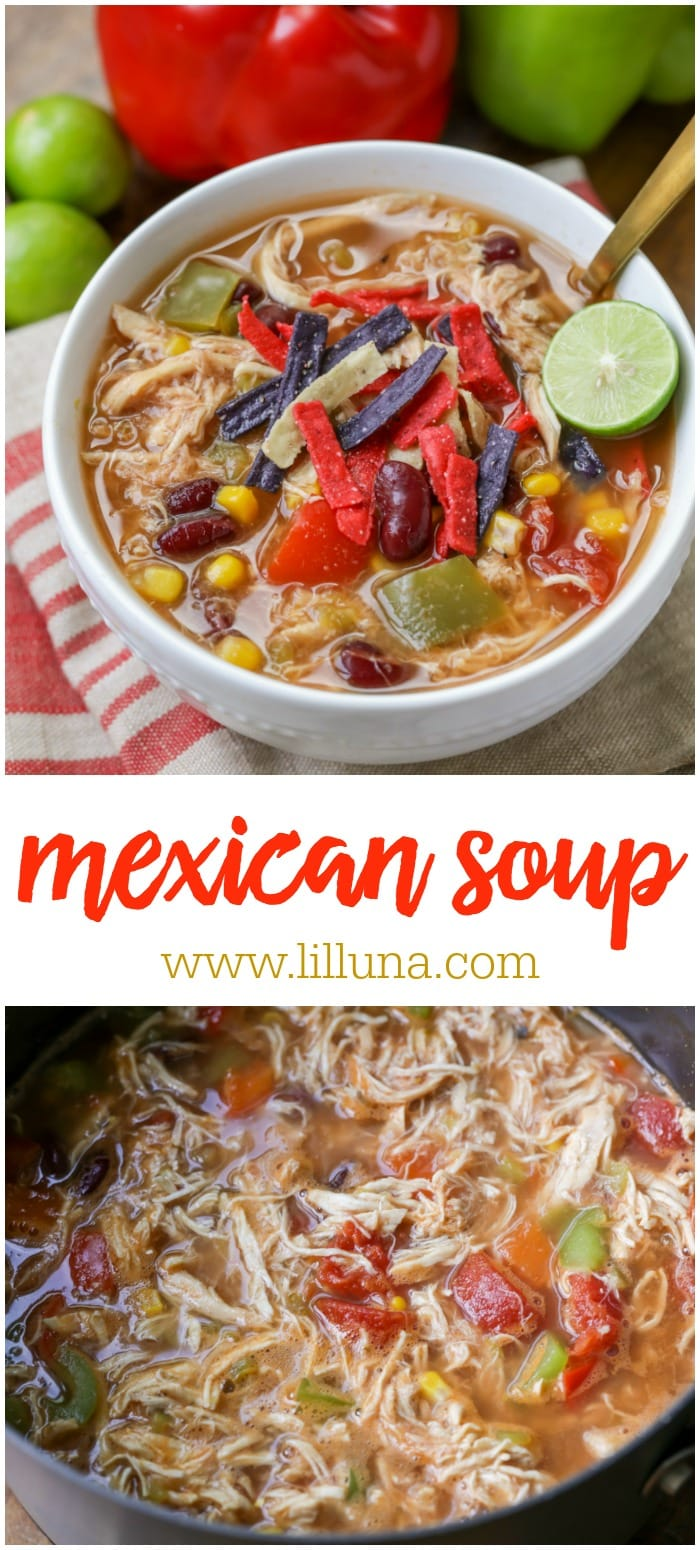 Best Mexican Soup Recipe