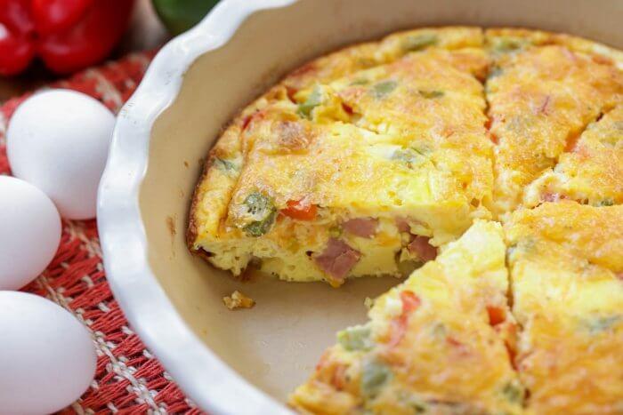 Healthy egg breakfast recipes