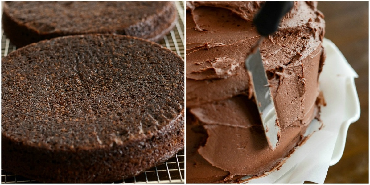 Chocolate Cake Frosting Recipe