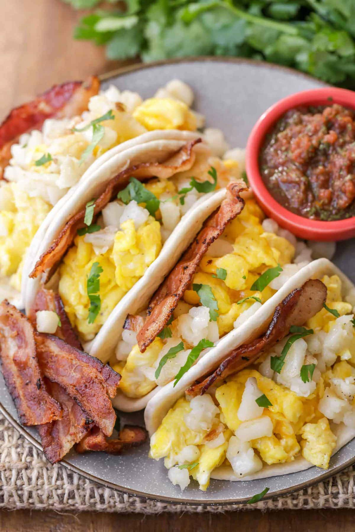 Best Breakfast Tacos Easy Customizable Lil Luna