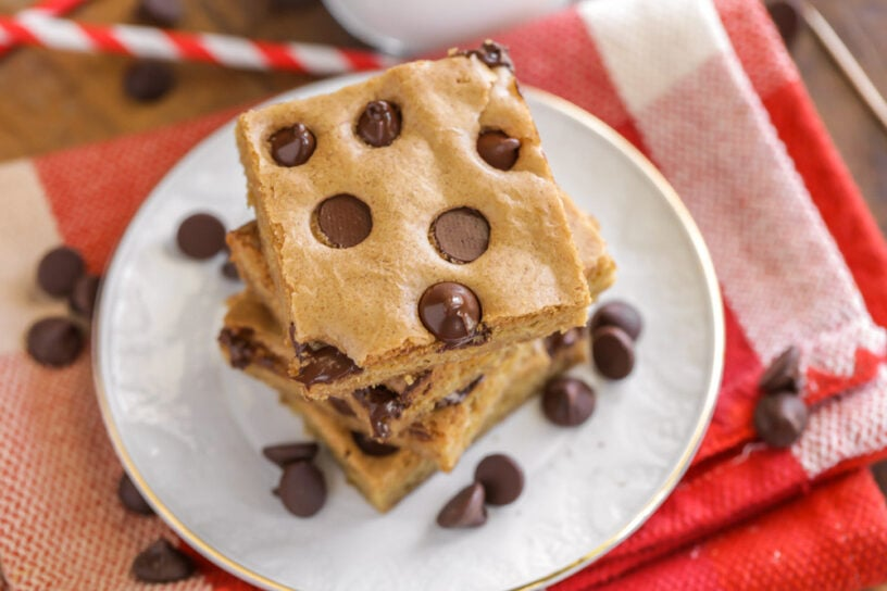 Chocolate chip cookie bar recipes