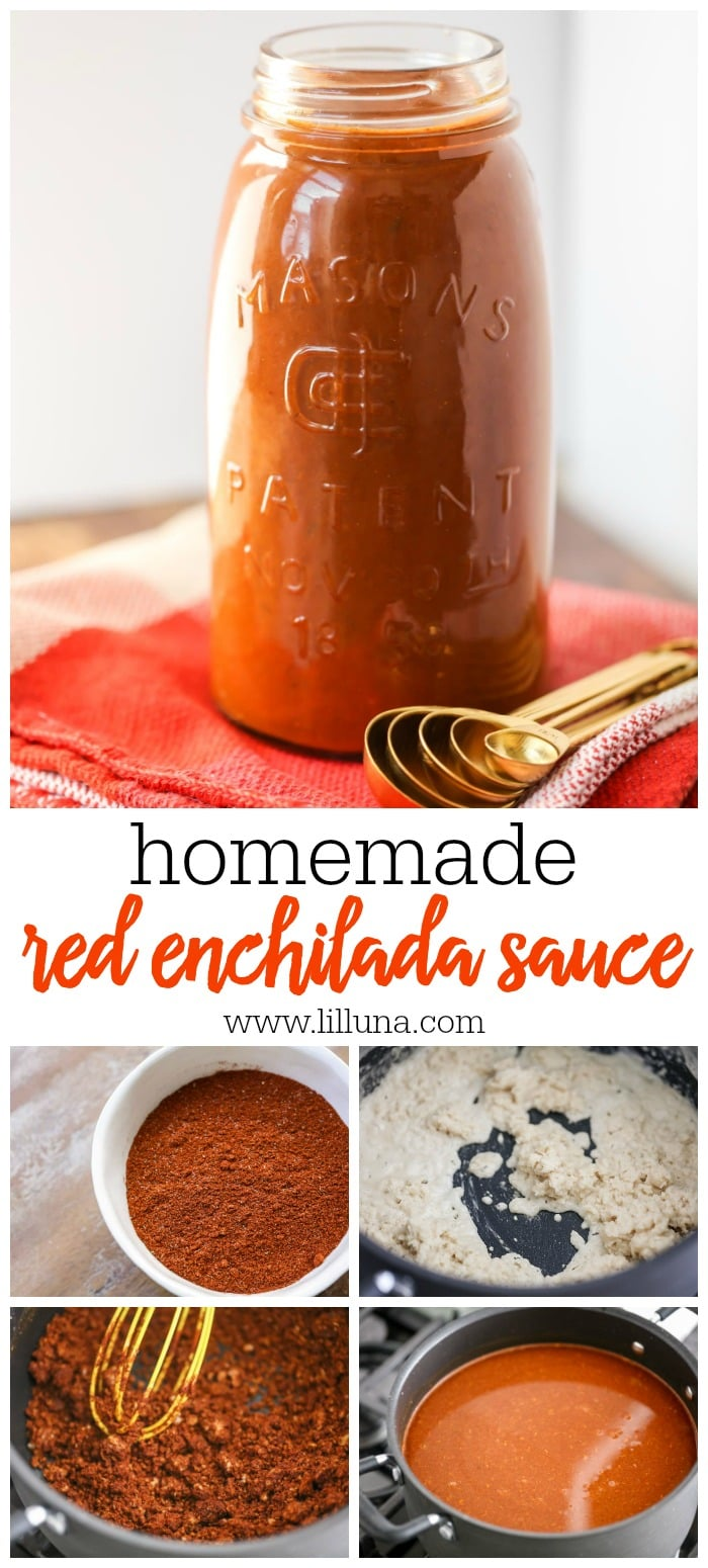 Authentic Enchilada Sauce