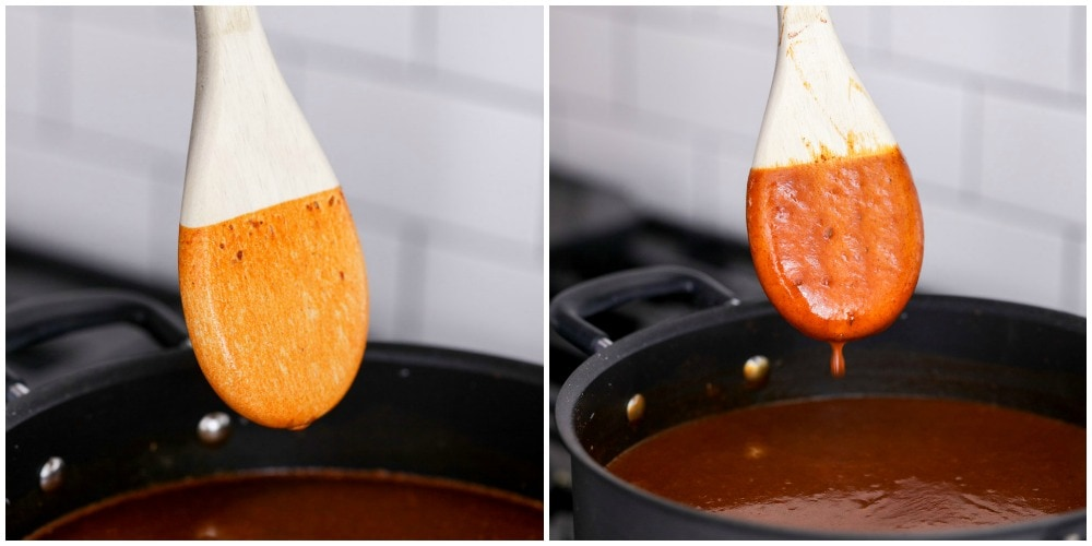 Tips for making easy red enchilada sauce