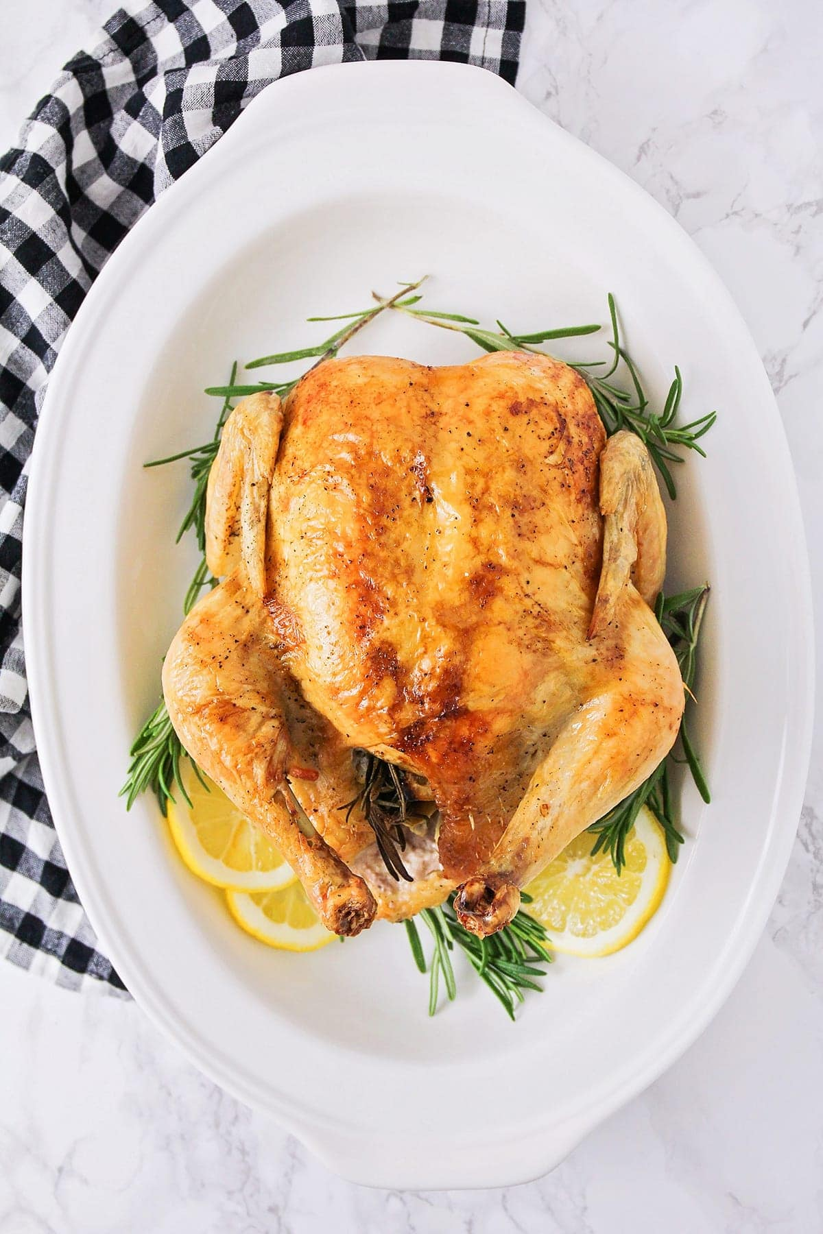 Best Roast Chicken Recipe