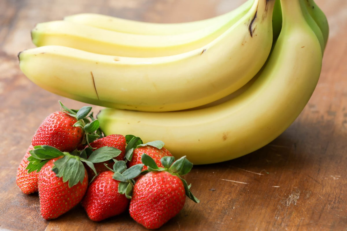 Strawberry Bananas