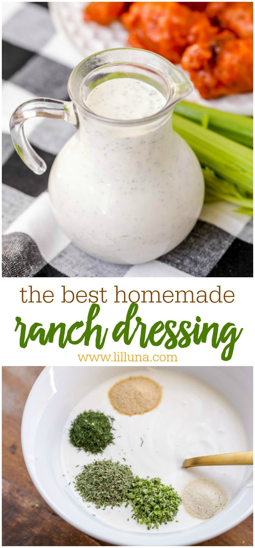 Best Ranch Dressing