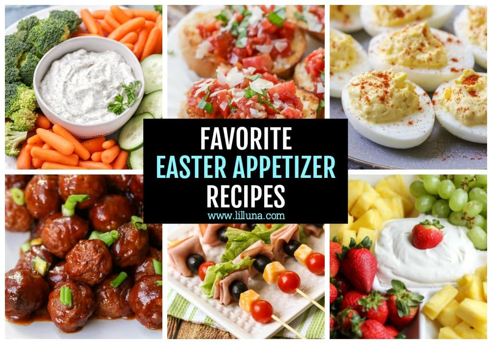 25 Easter Appetizers Classic Easy Healthy More Lil Luna