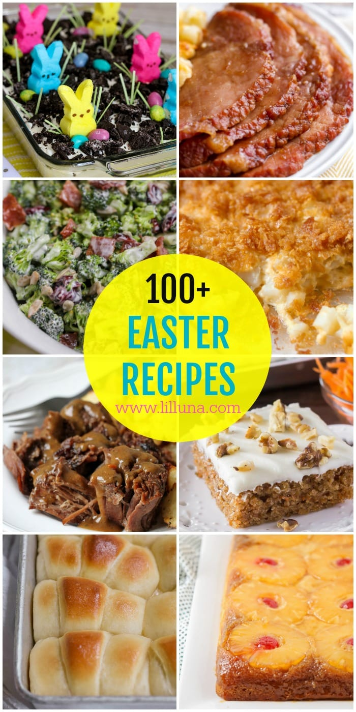100+ Easter Recipes