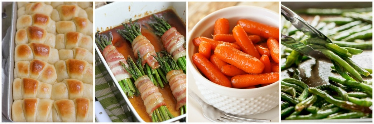 Easter side dishes to go with ham