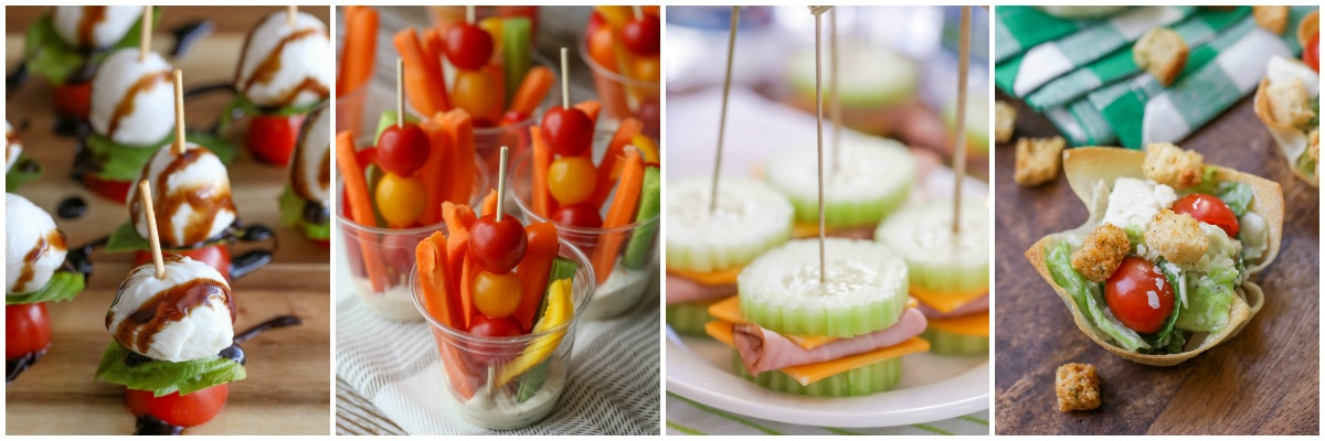 Light Appetizers for Easter Dinner