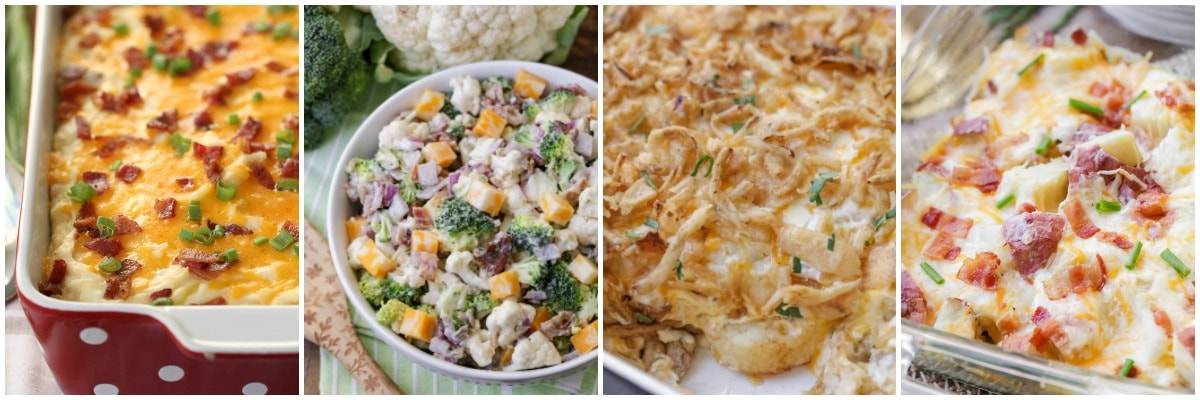 Make Ahead Easter Side Dishes
