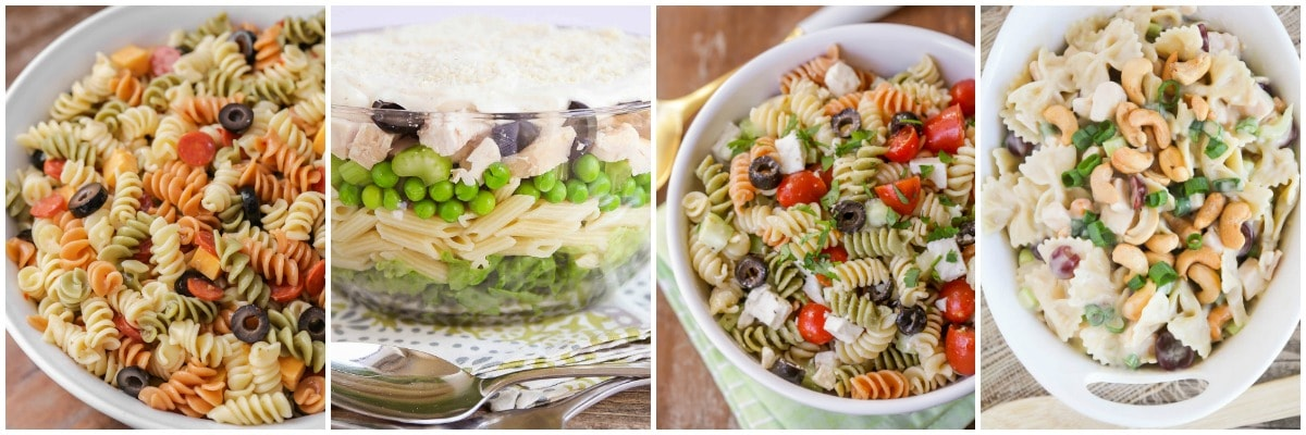 Easter Pasta Salads