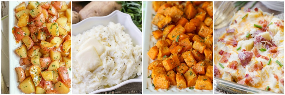 Easter potato side dishes