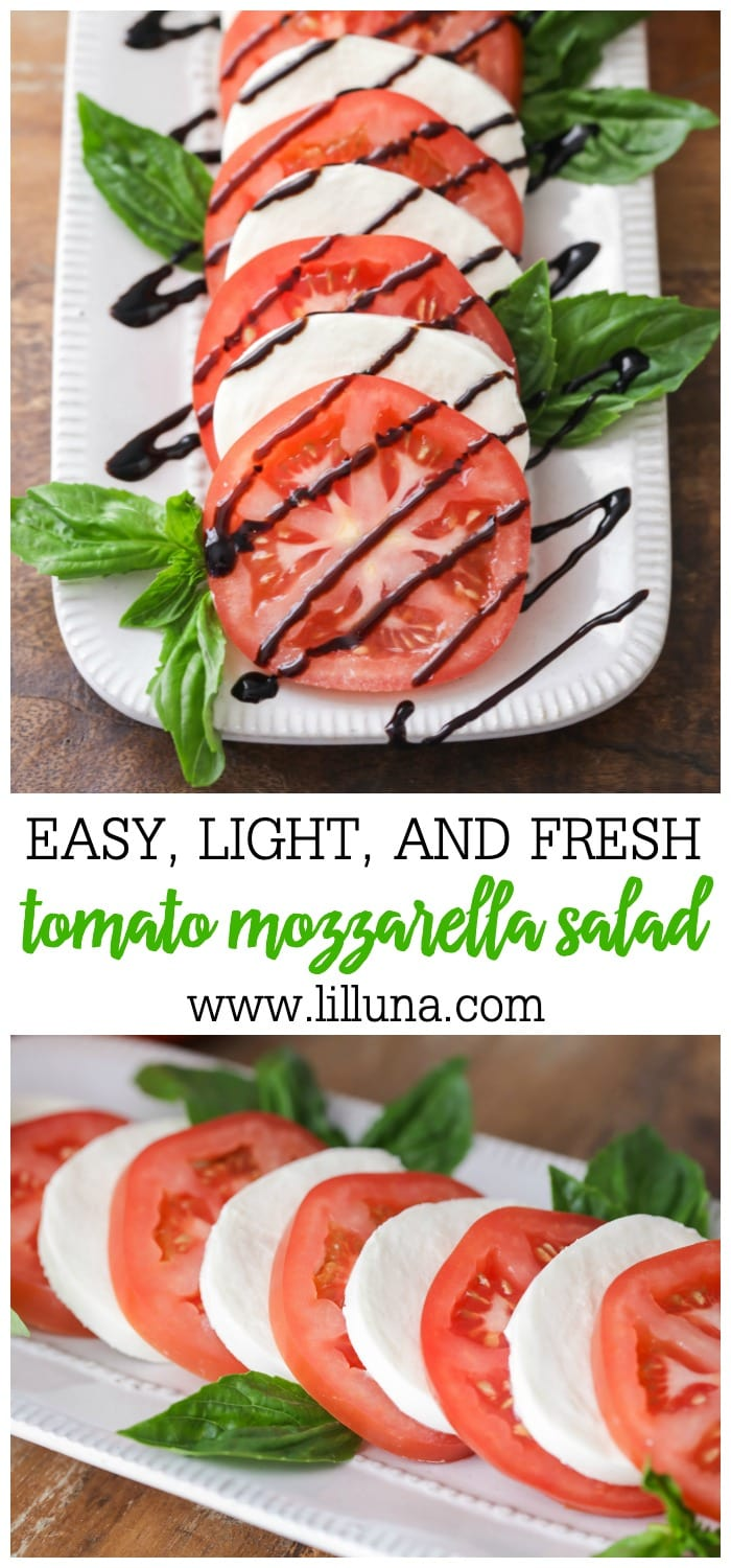 Fresh Mozzarella Salad Recipe