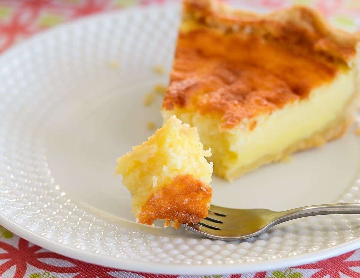 How to Make buttermilk pie
