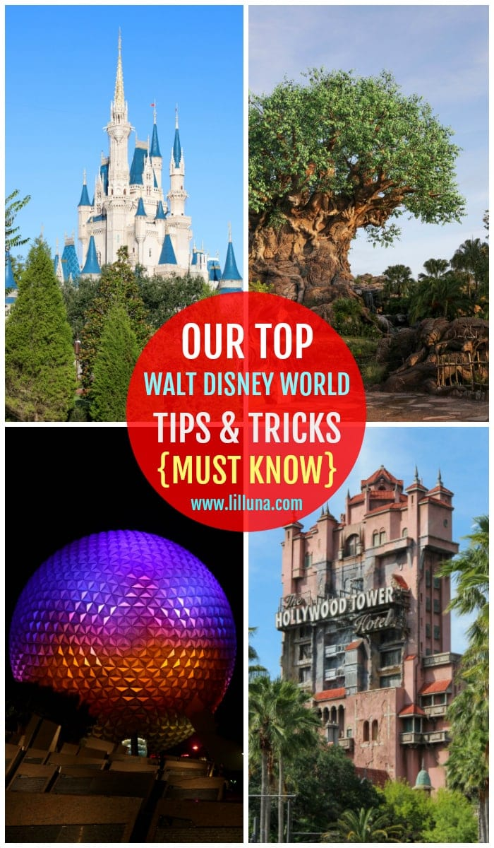 Disney World Tips & Tricks