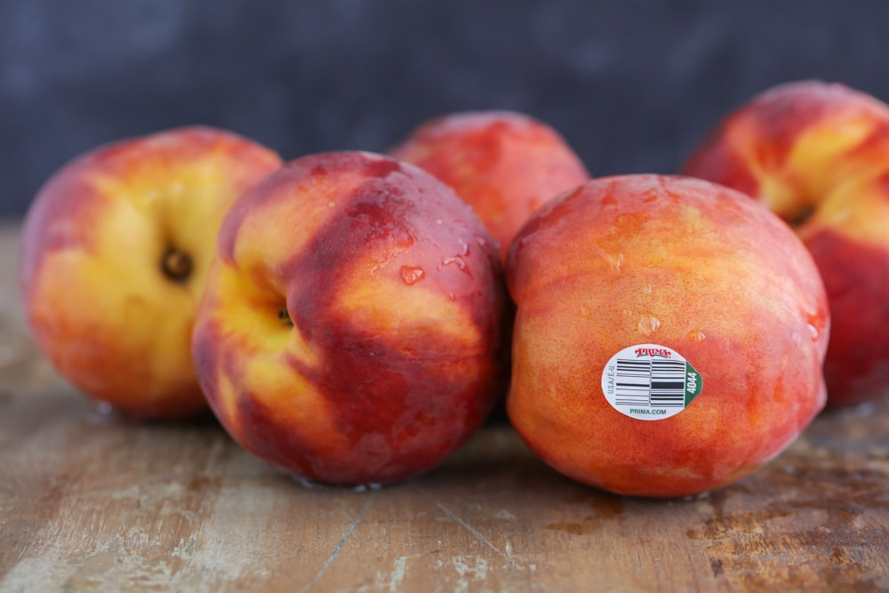 Prima Peaches from Kroger