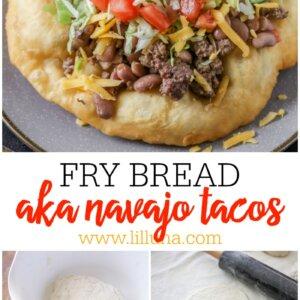 Homemade Indian Fry Bread Recipe Video Lil Luna