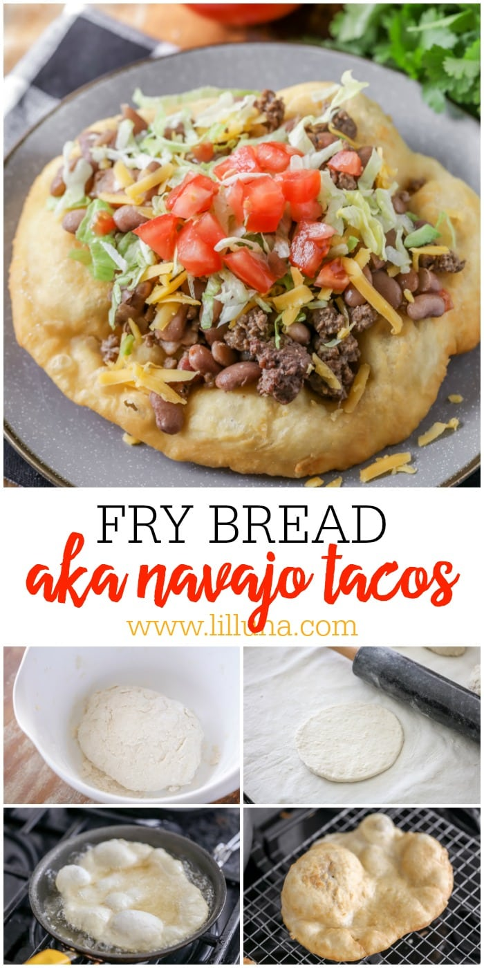 How to make Fry Bread aka Navajo Tacos